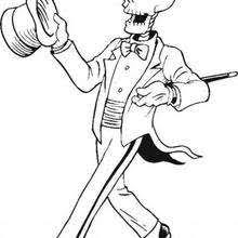 Small Picture Skeleton man coloring pages Hellokidscom