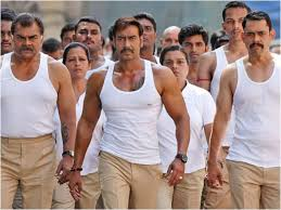 The makers of 'Singham Returns' share a throwback video as the Ajay Devgn  starrer completed 5 years! | Hindi Movie News - Times of India