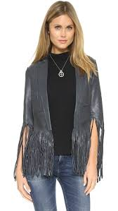 gallery previously sold at bop women s fringed leather jackets