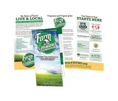 tri fold brochures trifold brochure the next wave printing