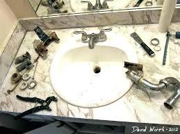 installing bathtub drain how to install a bathtub drain replacing