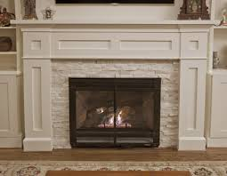image of ventless gas fireplace insert model