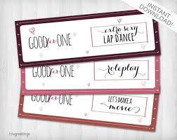 Relationship Coupon Book Romantic And Naughty Printable Love Coupons For Him Glitter N Spice