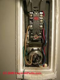rheem 20 gallon water heater. accessing the electrical wiring on water heater rheem 20 gallon