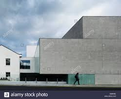 Dun Laoghaire College Of Art And Design National University Of Ireland Stock Photos National