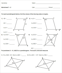 High School Geometry | Template Business