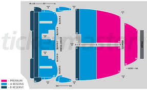 15 Crown Theatre Seating Map Crown Theatre Perth Burswood