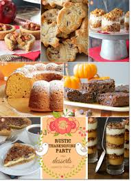 Use an abundant egg bread or a damp white loaf. Thanksgiving Dessert Ideas With A Creative Spin
