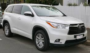 new car release dates 2013 australiaToyota Highlander  Wikipedia