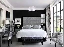 Beautiful Black And White Bedroom Design Black And White Bedroom Design  Decorating Ideas .