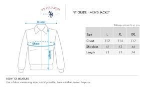 Mens Us Polo Shirt Size Chart Best Picture Of Chart