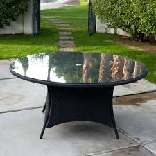 round glass patio table glass table top s replacement glass table top