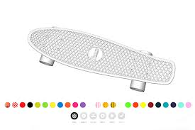 Create Your Own Penny Skateboard Rockin Boys Club