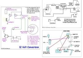 6 volt to 12 volt conversion wiring diagram 6 12 volt wiring diagram 12 auto wiring diagram schematic on 6 volt to 12 volt conversion