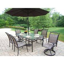 patio table with umbrella large size of furniture patio dining sets home depot outdoor dining patio