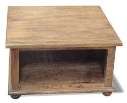 Coffee Table Solid mango Wood SJS Provence Furniture Range