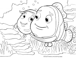 2 just click on the icons, download the file(s) and print them on your 3d printer Finding Nemo Coloring Pages 101 Coloring