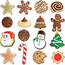christmas cookies clipart. Modren Clipart Christmas Cookies Clip Art Free And Clipart Library