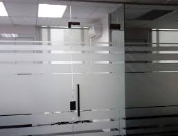 office glass s singapore frosted