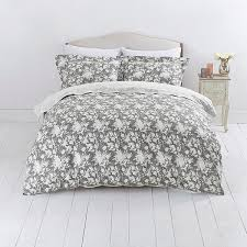 close image for sainsbury s home provence sketch fl printed bed linen from sainsbury s