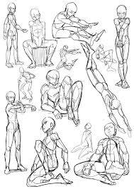 人体を描くのが苦手なやつが練習絵をアップするスレ2019 Drawing