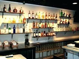 wall bar shelf bar shelves white home bars with metal legs featuring