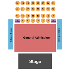 Fillmore Nola Seating Chart Buy Jon Langston Tickets Seating Charts For Events