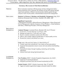 Executive Chef Resume Template Fred Employee Separation Form