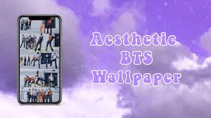 Aesthetic BTS Wallpaper 2020 💣 - YouTube
