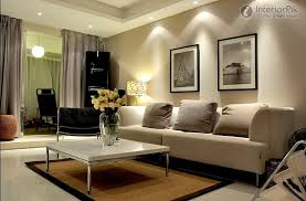 simple living rooms. Brilliant Rooms Simple Living Room Ideas Astonishing Design White Fabric Sofa Glass  Vase Flowers Brown Rug Rectangle Laminated Throughout Rooms U