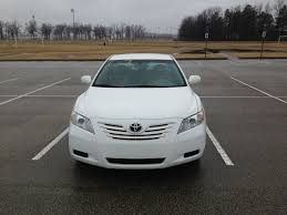 toyota camry 2007 white. white 2007 toyota camry y
