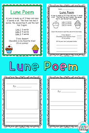 Lune Poems for Kids