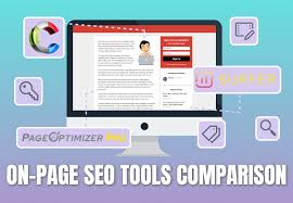 On Page Seo Tools Surfer Cora Pageoptimizer Pro