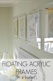 Best 25+ Floating frame ideas on Pinterest   Diy wedding gifts ...