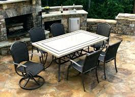 patio furniture ideas diy stone patio table top furniture tables ideas outdoor dining s on beautiful
