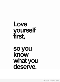 Quotes About Loving Yourself Impressive Love Yourself Quote
