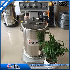 china electrostatic powder coating spray equipment with powder coating kci 801 china powder coating equipment powder spray equipment