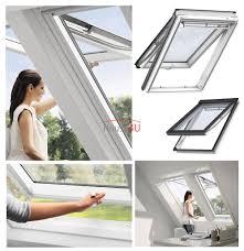 Outlet Dachfenster Velux Gpu 0050 94x140 Pk08 Uw13 Klapp
