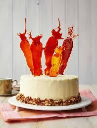 The Ultimate Carrot Cake Sainsburys Magazine