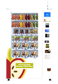 Healthy Vending Machines Denver Magnificent GuiltFree Vending™ Machines Serve Up Fresh And Healthy Options