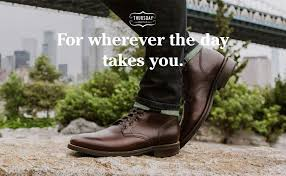 President Mens Lace Up Boot