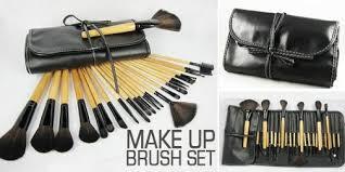 msia seller bobbi brown make up brush 24pcs case bag professional brush sets