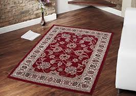 sweet home s traditional persian oriental design area rug 8 2 x9 10 red