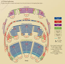 Seating Map For Cds O Las Vegas Theater Seating