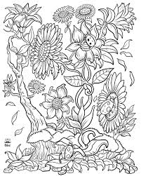 coloring book flower. Plain Coloring Flower Coloring Pages Floral Coloring Flowers Garden Pages On Book S