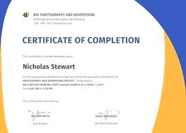 Construction Work Completion Certificate Sample Archives Ac
