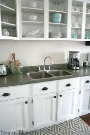 Remodelaholic How To Spray Paint Faux Granite Countertops Adorable Spray Painting Patio Furniture Remodelling