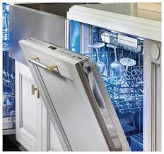 thermador star sapphire trade integrated control panel dishwasher