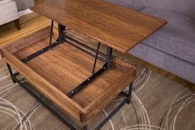 Good How To Make A Coffee Table With Lift Top Hinge T Thippo