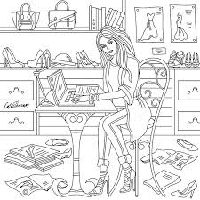Coloring Pages For Recolor Combined With Recolor Coloring Pages Best